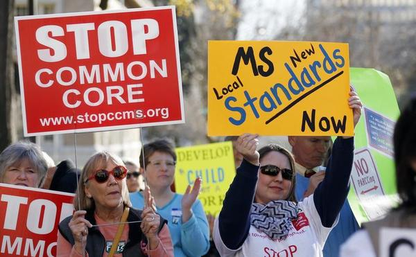 Why Won't Republicans Repeal Common Core?